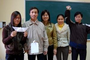 AHTV Group - English B -K41 - TUE